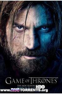 Игра престолов [02 сезон: 01-10 серия из 10] | HDTVRip | BaibaKо