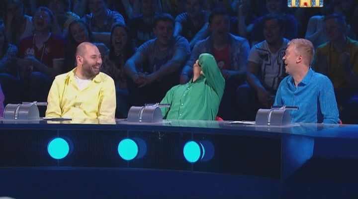 Comedy Баттл. Суперсезон [31.10.2014] | SATRip