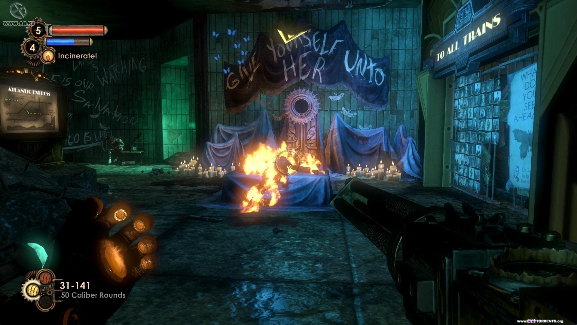 BioShock 2 | PC | RiP от R.G. Механики