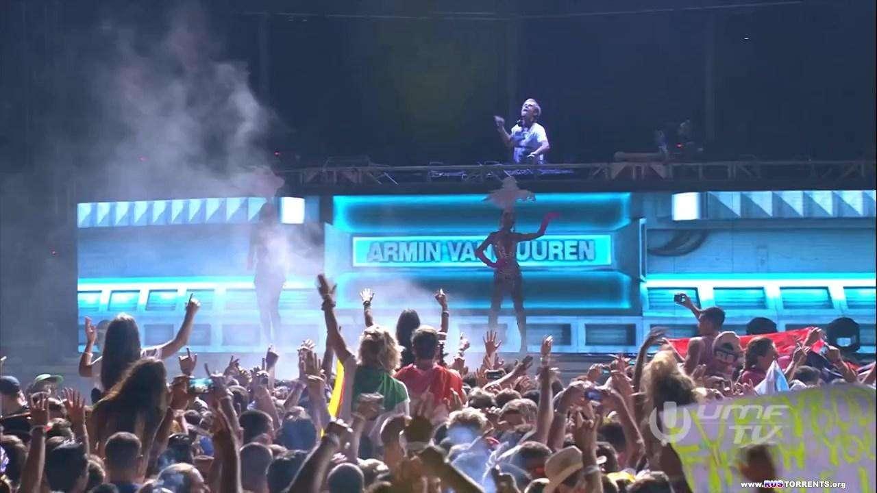 Armin van Buuren. Ultra Europe Music Festivall | HDTVRip 720p