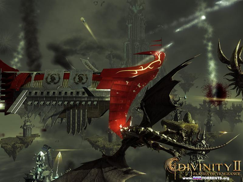 Divinity 2: The Dragon Knight Saga | PC | RePack �� R.G. Catalyst
