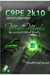 C9PE 2k10 CD/USB/HDD 5.9.7 Unofficial by conty9 / Viktor Kisel