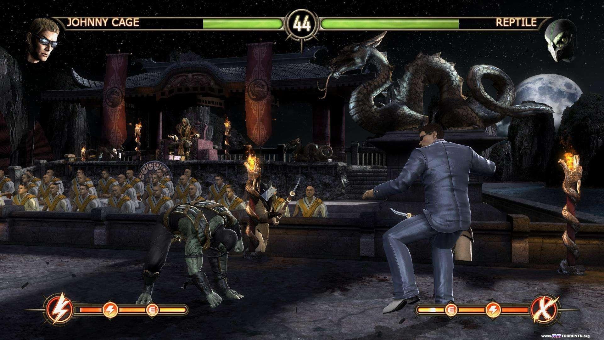 Mortal Kombat: Komplete Edition | RePack �� Fenixx