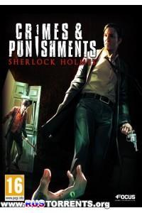 Sherlock Holmes: Crimes and Punishments | PC | RePack от Flapjack