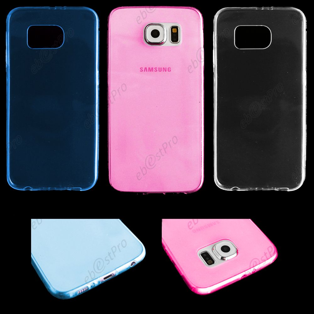 Housse-Etui-Coque-Souple-Ultra-Fin-Silicone-Gel-Samsung-Galaxy-S6-S6-Edge