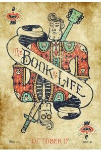 Книга жизни | BDRip 720p | Лицензия