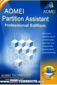 AOMEI Partition Assistant Professional Edition 5.5.8 RePack by D!akov