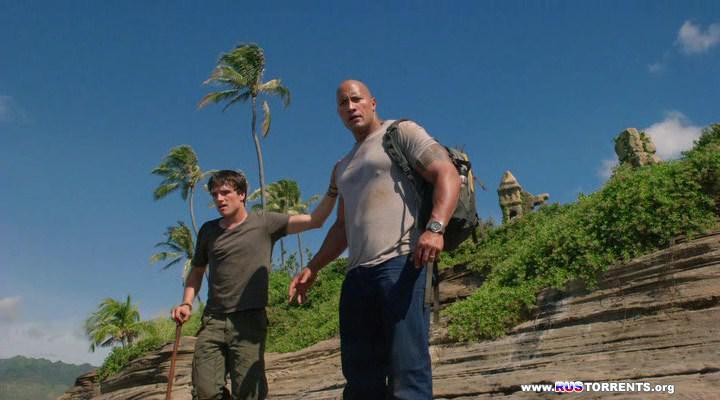 Путешествие 2: Таинственный остров | HDRip | Лицензия