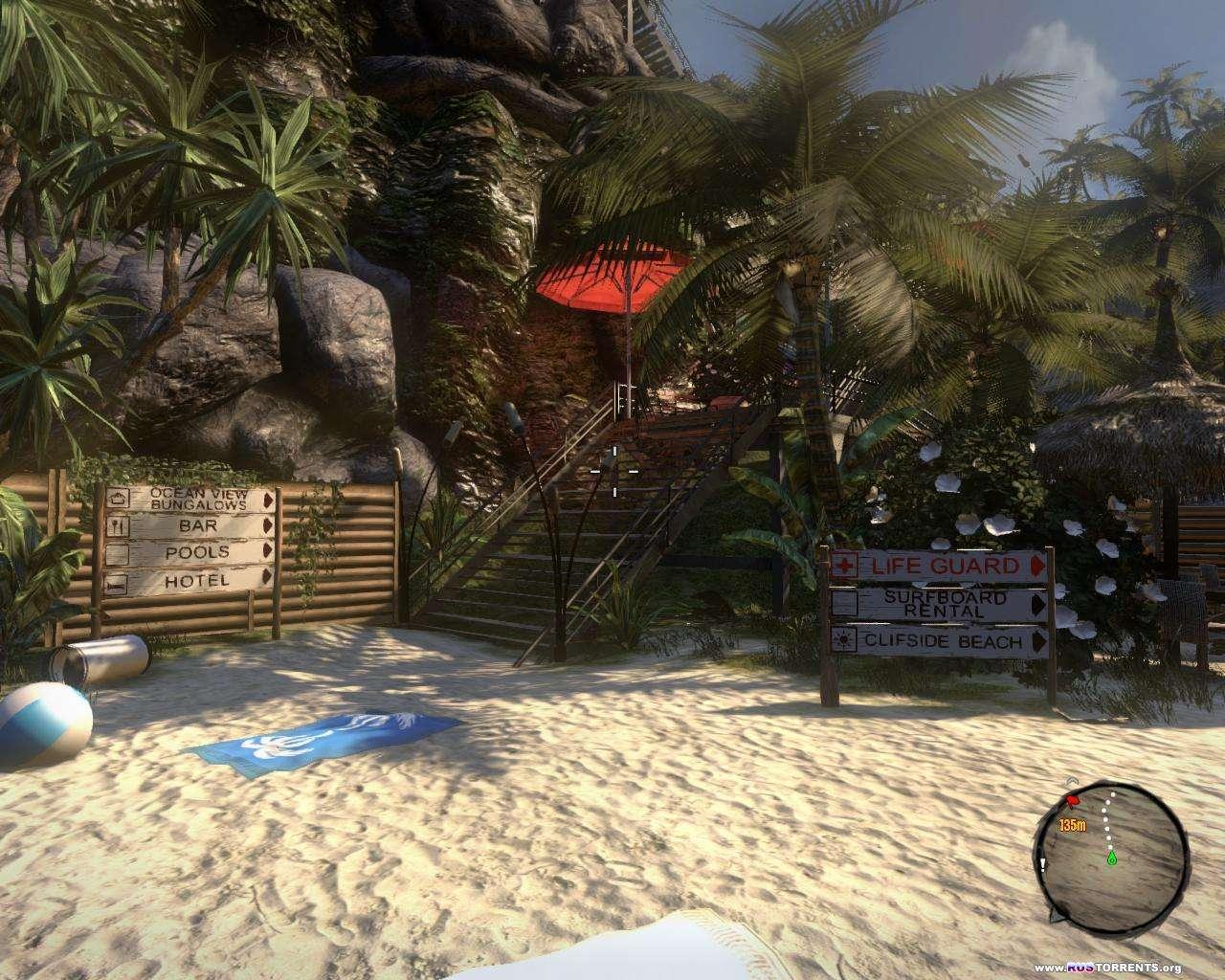 Dead Island.v 1.3.0 + 3 DLC (RUS) (обновлён от 06.02.2012) [Repack] от Fenixx
