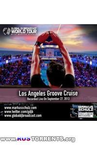 Markus Schulz - Global DJ Broadcast: World Tour - Groove Cruise Los Angeles (2013-10-10)