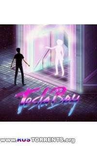 Tesla boy - EP