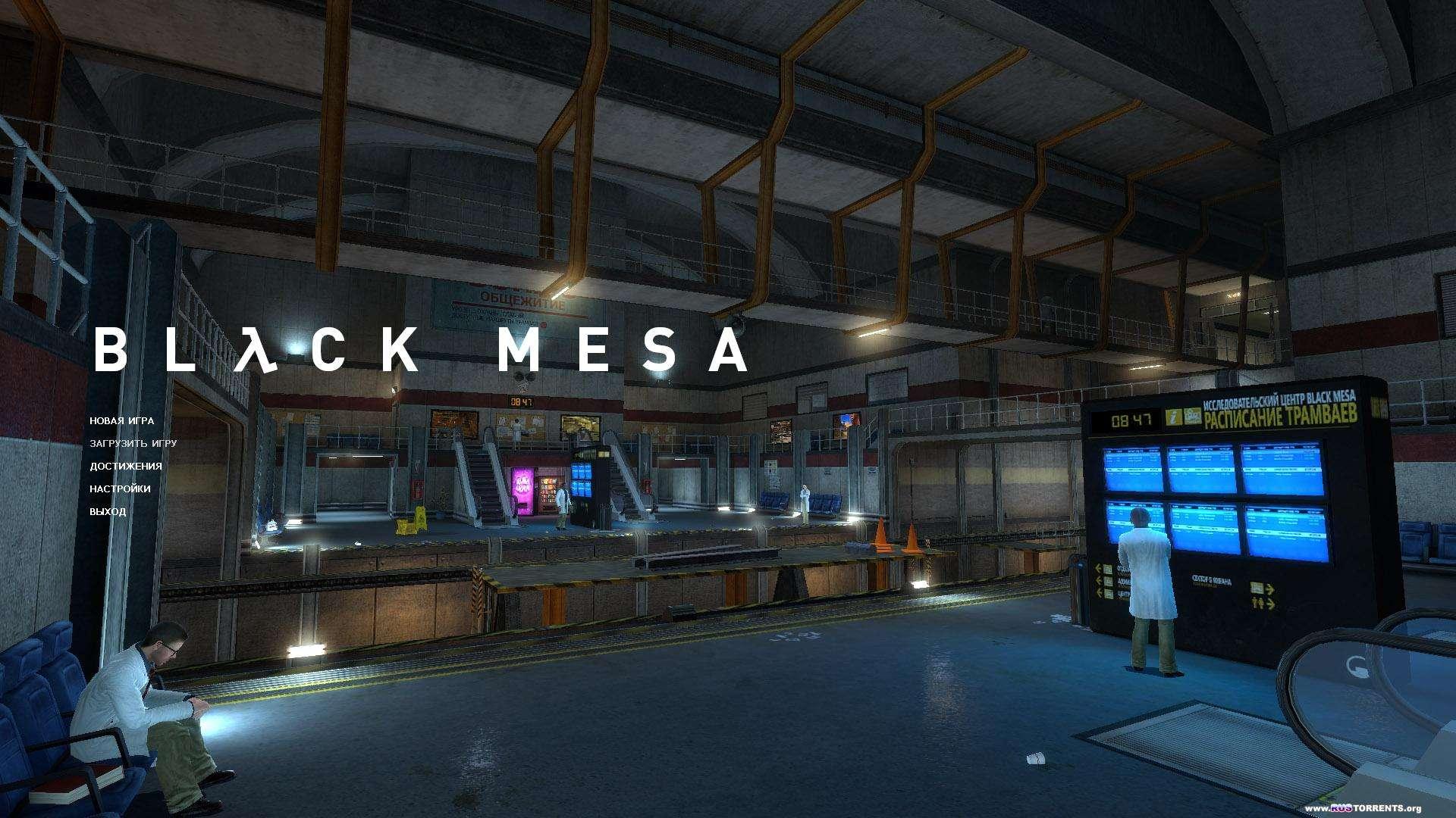 Black Mesa | RePack от R.G. Games