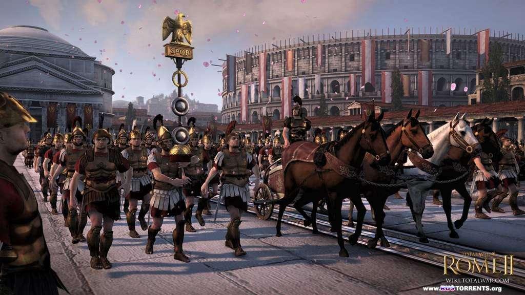 Total War: Rome 2 [v 1.11.0.10383 + 8 DLC]   PC   RePack �� z10yded