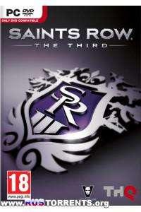 Saints Row: The Third [Лицензия, RUS, 2011]