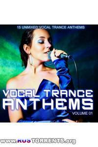 VA-Vocal Trance Anthems Vol 01