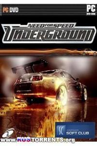 Need For Speed. Underground[Soft Club]