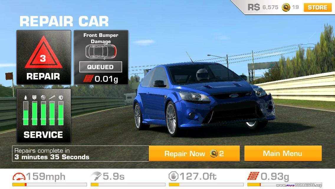 Real Racing 3 [v1.0.1] | iPhone, iPod, iPad