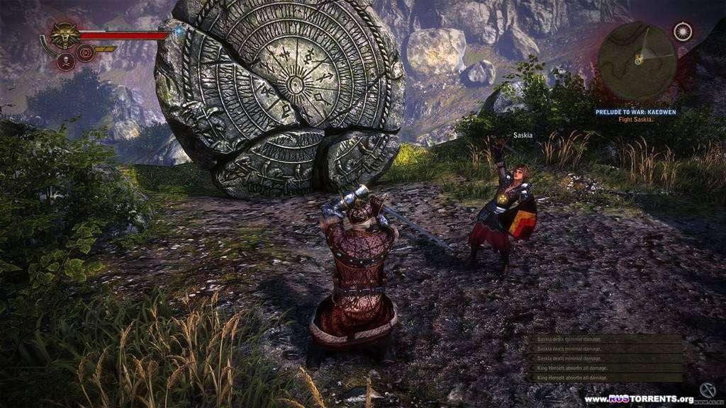Ведьмак 2: Убийцы королей. Расширенное издание [v 3.4.4.1 + 12 DLC] | RePack от Fenixx