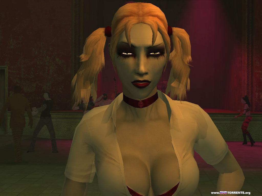 Vampire The Masquerade Bloodlines [v 7.1] | PC | RePack от R.G. ReCoding