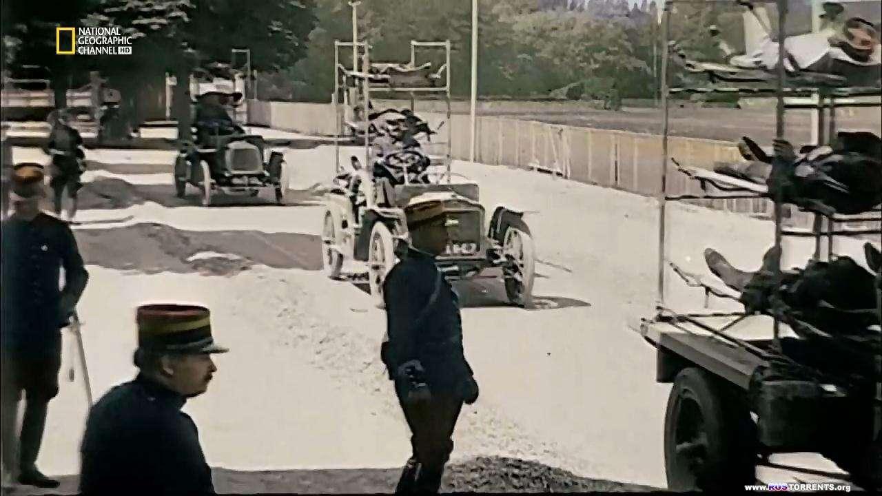 Апокалипсис: Первая мировая война [S01] | HDTVRip 720p | D