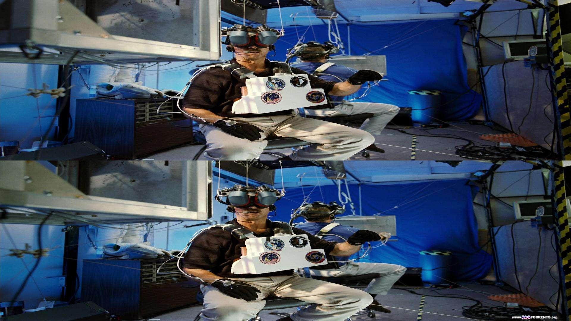IMAX. Космическая станция | BDRip 1080p 3D