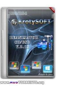 Reanimator CD/USB KrotySOFT v.2.13 (Rus)
