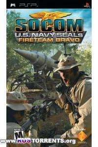SOCOM: U.S. Navy SEALs Fireteam Bravo | PSP