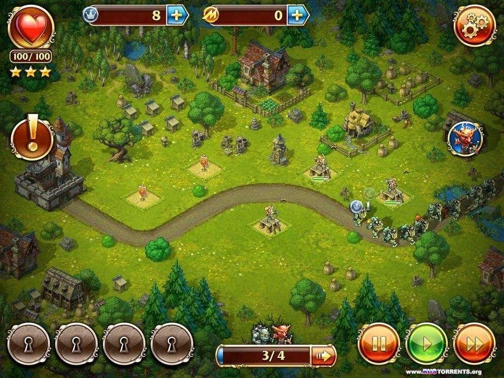 Солдатики 3. Средневековье | PC | RePack от xGhost