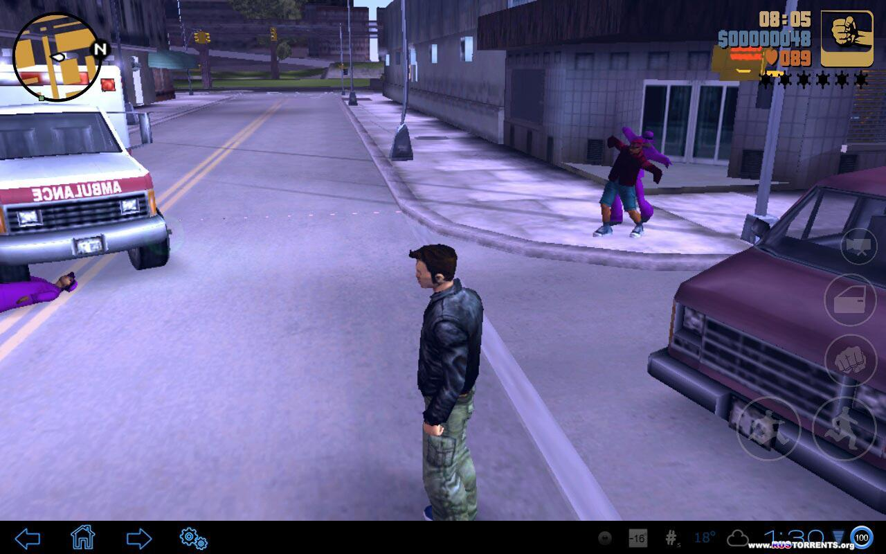 Grand Theft Auto 3 | Android