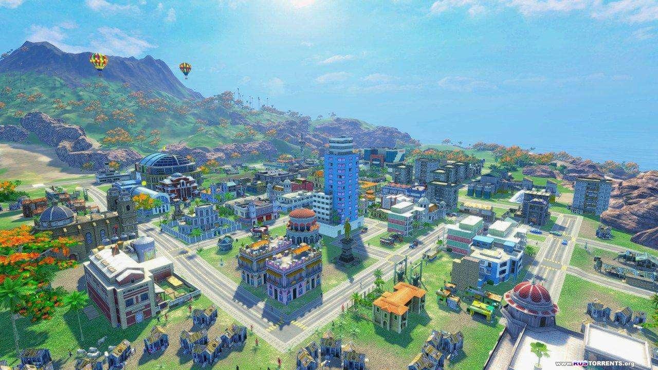 Tropico 4: Collectors Bundle | PC | RePack �� R.G. ILITA