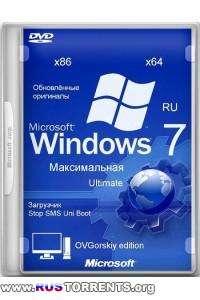 Windows 7 Максимальная Orig w.BootMenu x86/x64 by OVGorskiy 09.2014 RUS