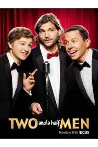 Два с половиной человека [S12] | HDTVRip | Jimmy J