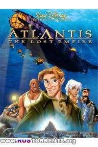 Атлантида: Затерянный мир | BDRip 1080р