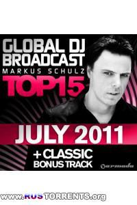 VA- Global DJ Broadcast : Top 15 July (Selected by Markus Schulz)