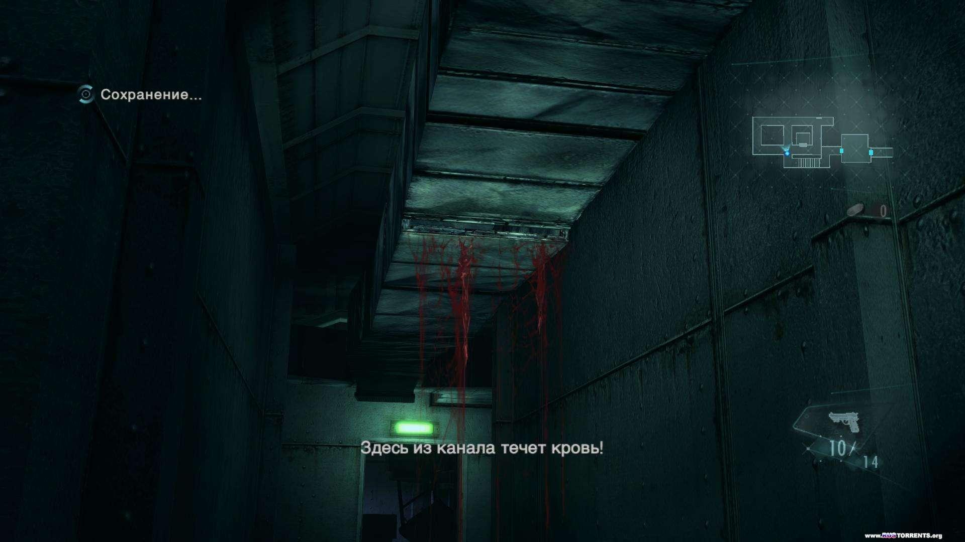 Resident Evil.Revelations.v 1.0.1 + 1 DLC | Repack от Fenixx