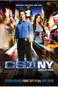 Место преступления: Нью-Йорк [S01-S09] | DVDRip, HDTVRip, WEB-DLRip | КПК