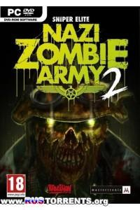 Sniper Elite: Nazi Zombie Army 2 | PC | Steam-Rip от R.G. GameWorks