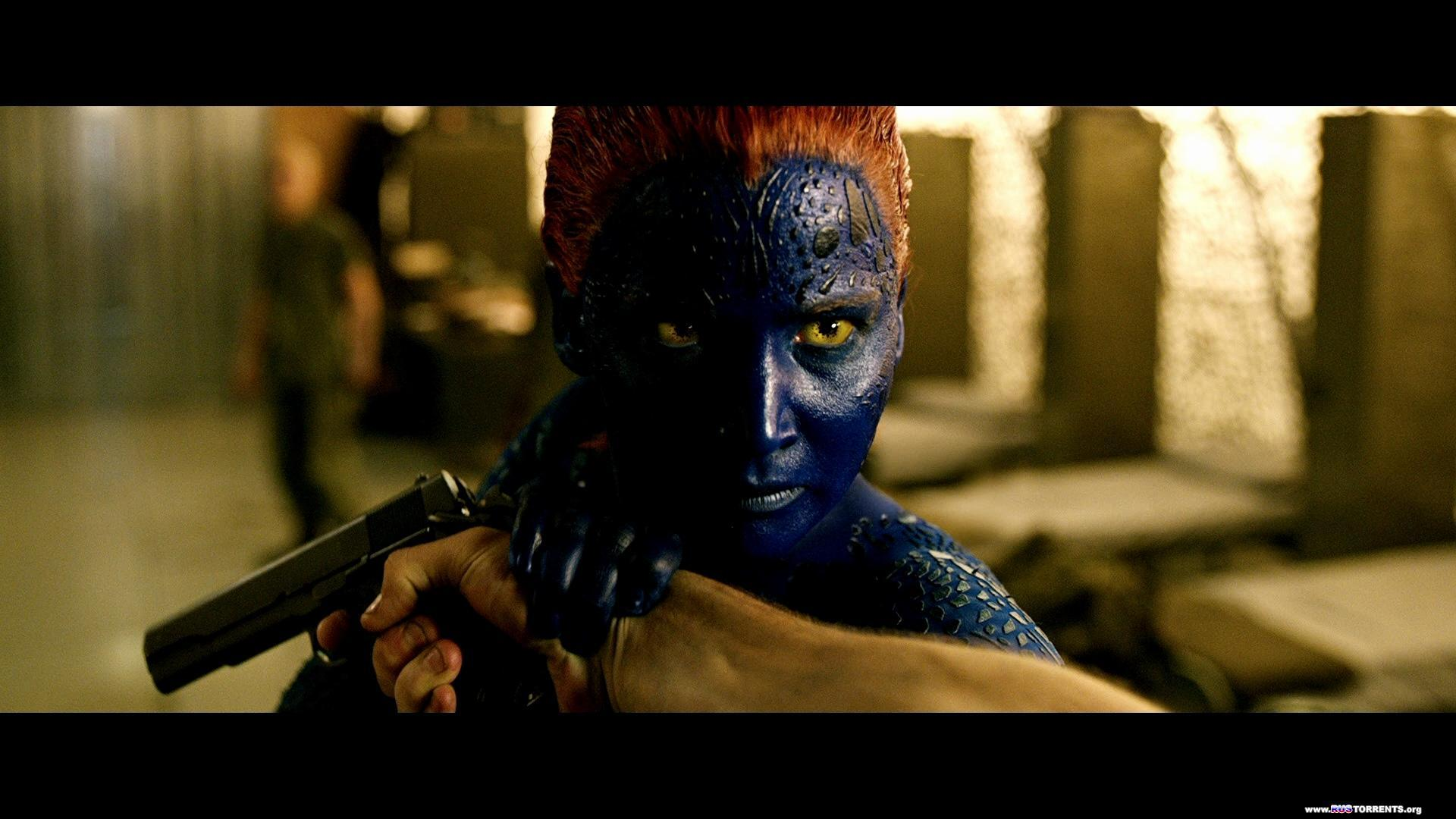 Люди Икс: Дни минувшего будущего | Blu-Ray Remux 1080p | Лицензия