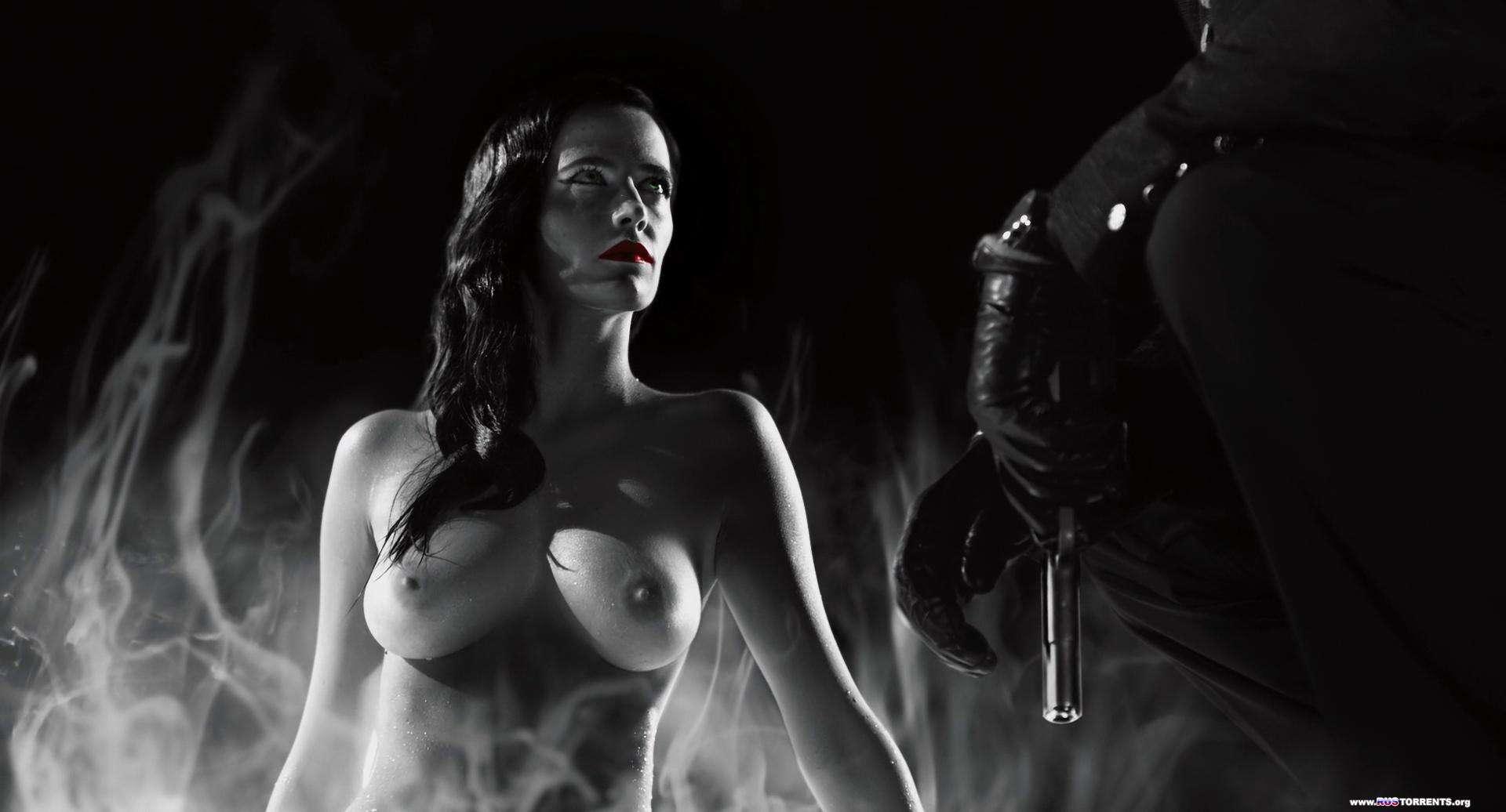 Город грехов 2: Женщина, ради которой стоит убивать | BDRip 1080p
