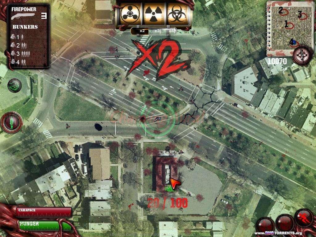 Зомбилюция | PC | RePack от R.G. Games