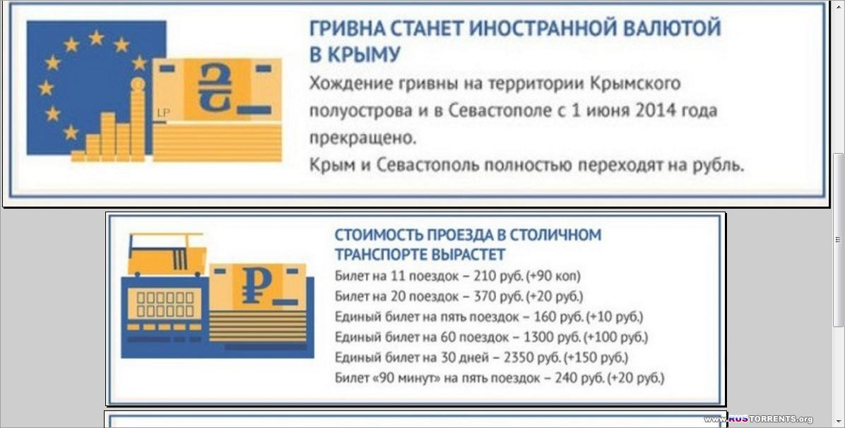 Законы вступившие в силу 1 июня 2014