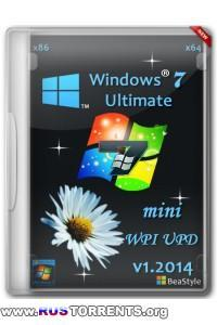 Windows 7 Ultimate x86/x64 & mini WPI UPD by BeaStyle