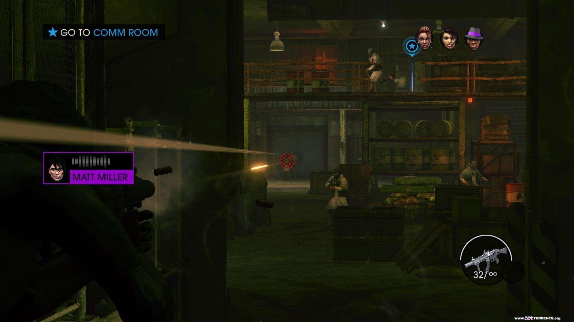 Saints Row IV + 4DLC | Repack от R.G. Cyber-Gamers