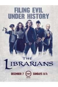 Библиотекари [01 сезон: 01-10 серии из 10] | WEB-DL 720p | LostFilm