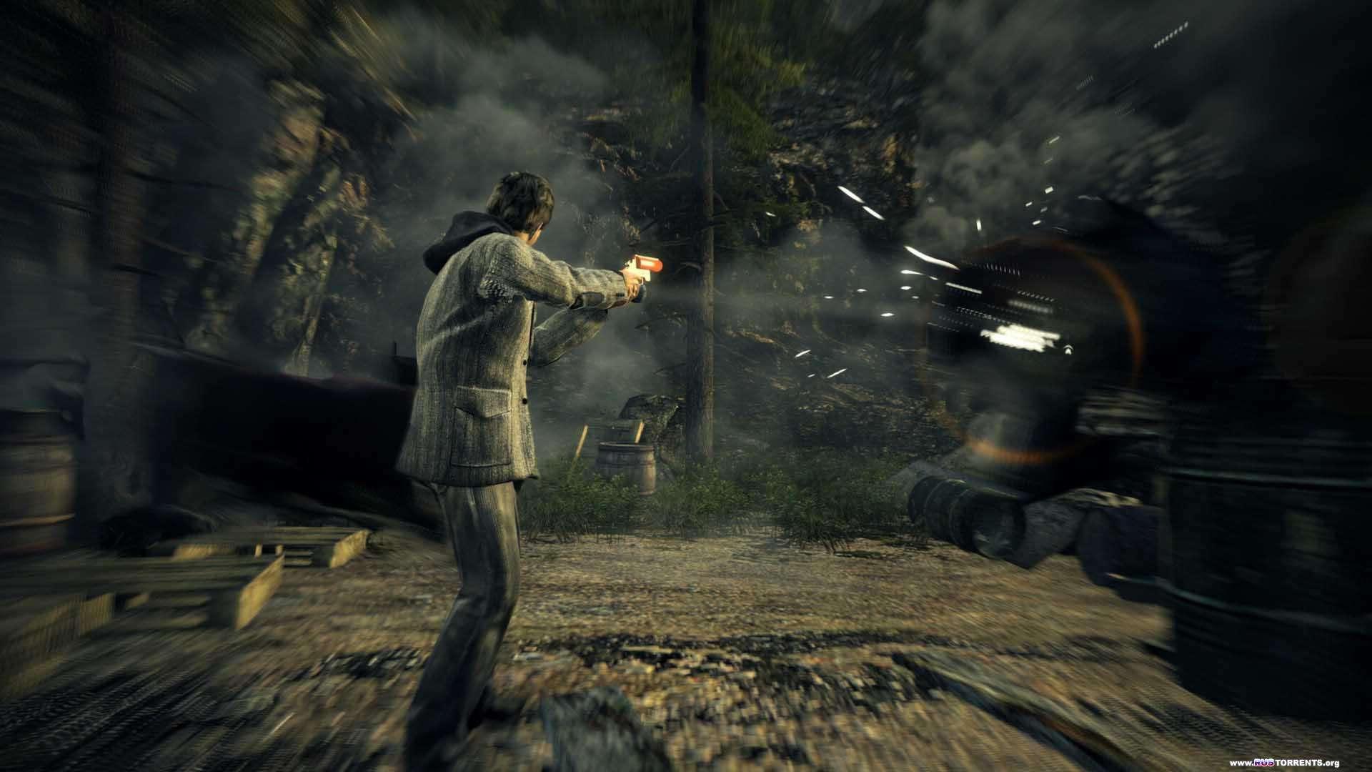 Alan Wake [Лицензия, RUSENGMulti 10, 2012]