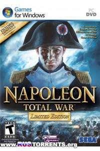 Napoleon Total War (Add-on (Standalone) RePack (Вшит кумулятивный патч v1.3)