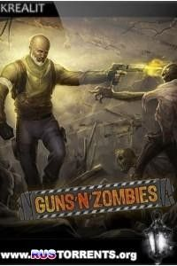 Guns n Zombies | PC | Steam-Rip от R.G. GameWorks