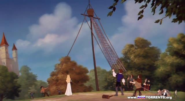 Принцесса-лебедь 3: Тайна заколдованного сокровища | DVDRip