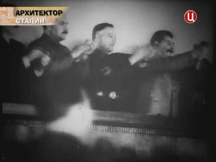 Хроники московского быта. Архитектор Сталин | SATRip