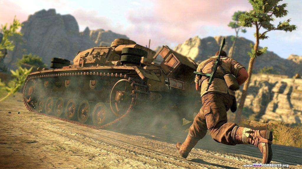 Sniper Elite 3 [+ 4 DLC] (2014) PC | RiP